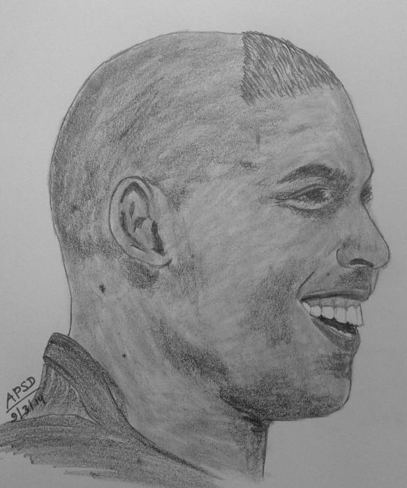 Ronaldo by DAIA